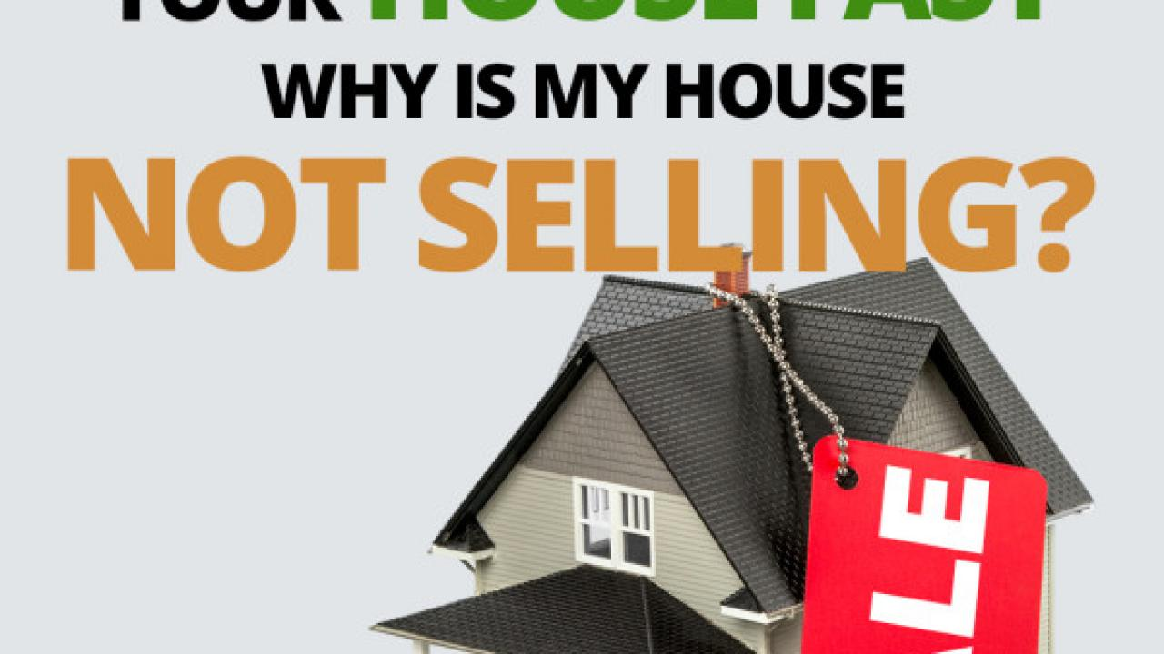 What to do if your house doesn't sell